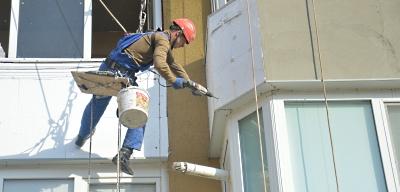 Утепление балконов и лоджий Днепропетровск