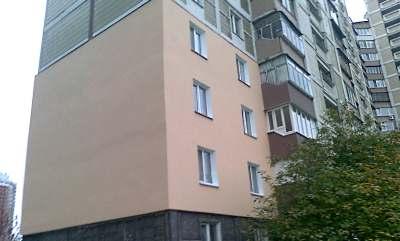 Утепление наружных стен Днепропетровск